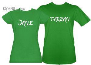 ZESTAW Tarzan i Jane