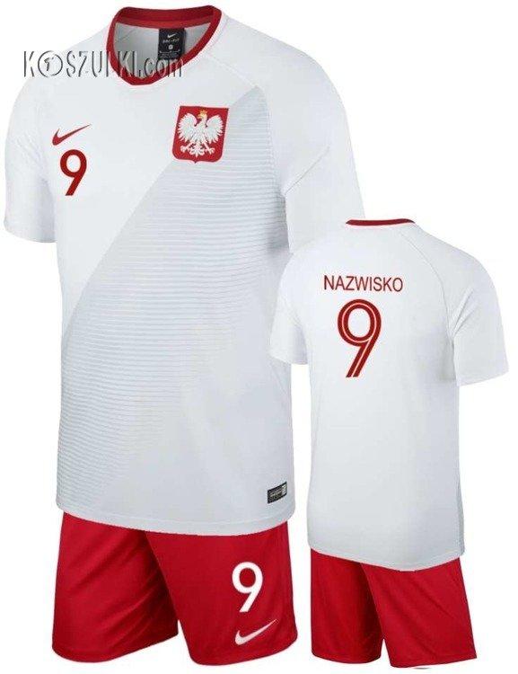 80768ee7e Kliknij, aby powiększyć · Strój kibica Reprezentacji Polski Nike ...