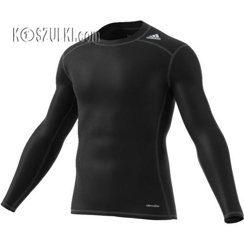 KOSZULKA adidas termoaktywna BASE Longsleeve czarna AJ5016