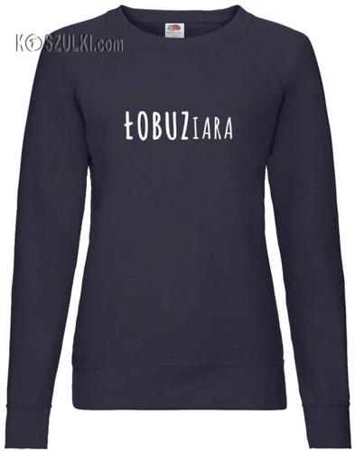 Bluza damska Fit Łobuziara