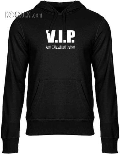 Bluza z kapturem V.I.P