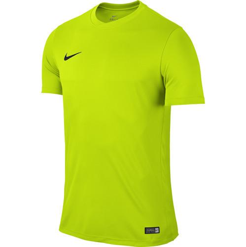 KOSZULKA piłkarska NIKE PARK VI  limonka 725891 657