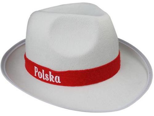 Kapelusz-czapka kibica - Polska