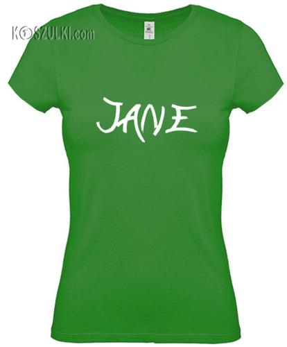 Koszulka damska Jane