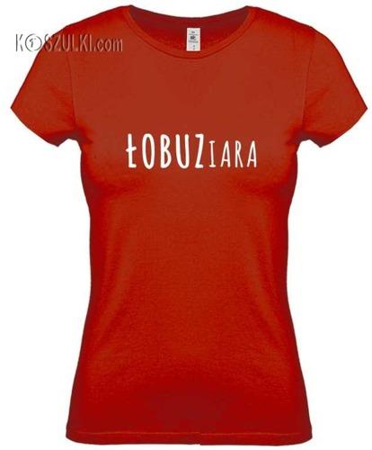 Koszulka damska Łobuziara
