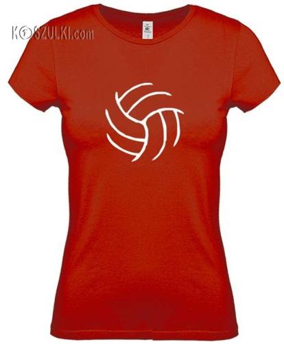 Koszulka damska  Siatkówka