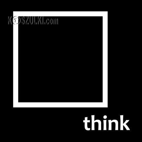 Koszulka damska Think Box