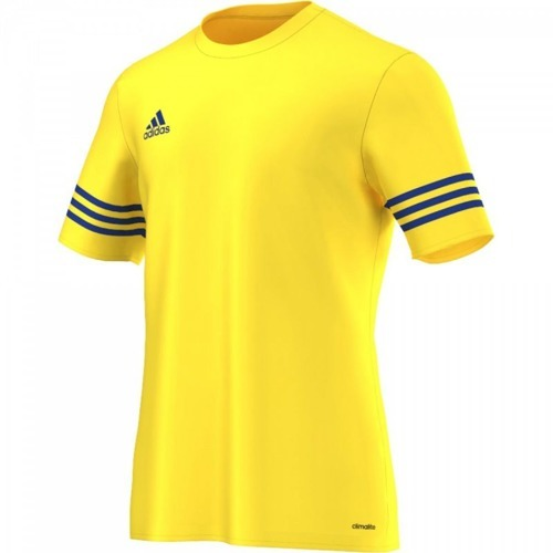 Koszulka  piłkarska adidas ENTRADA 14 JUNIOR żółta F50489