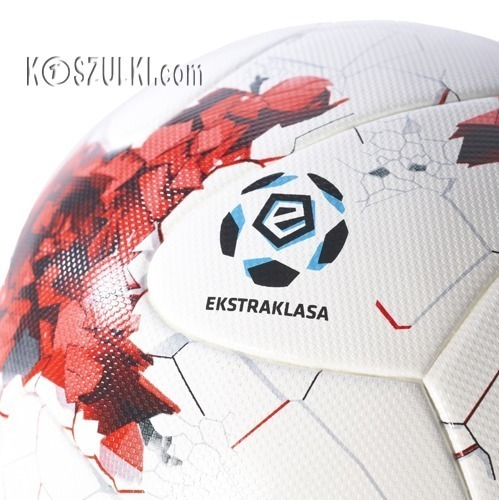 Oficjalna PIŁKA NOŻNA meczowa adidas KRASAVA EKSTRAKLASA -OMB BQ7621