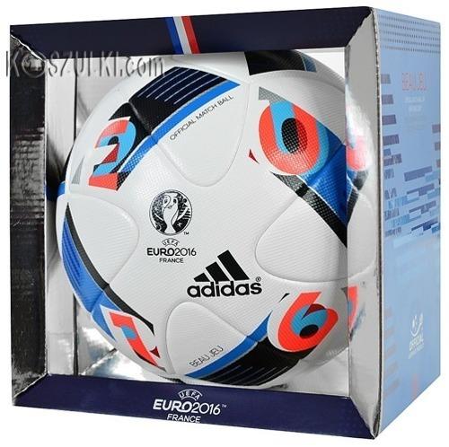 PIŁKA NOŻNA adidas EURO 2016 BEAU JEU TOP OMB -Oficjalna piłka meczowa Euro2016