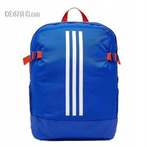Plecak adidas 3-Stripes Power Small CD1176- niebieski