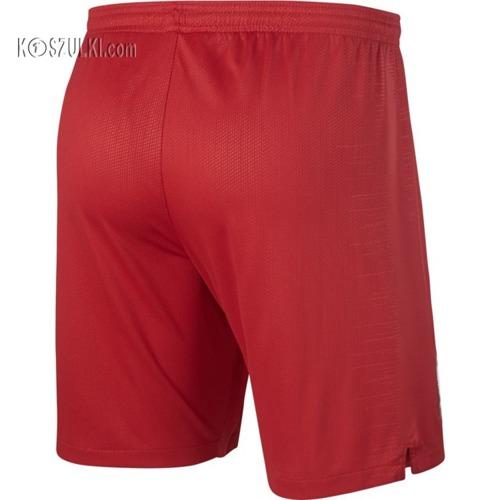 Spodenki Nike Polska Breathe Away Stadium czerwone