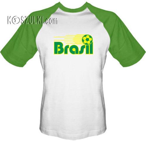 T-shirt BASEBALL - Brasil