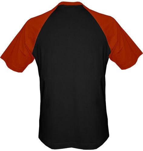 T-shirt BASEBALL -  Jestem Leniwy