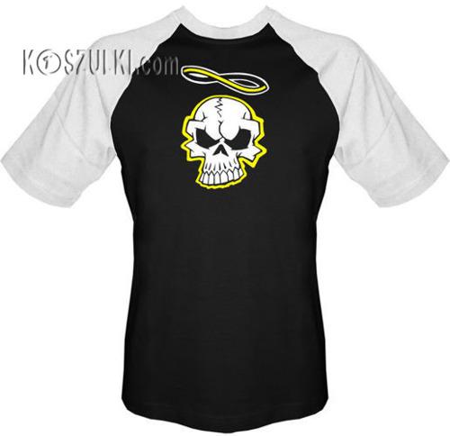 T-shirt Baseball czacha Aureolka