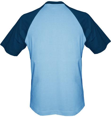 T-shirt Baseball Strasznie Cię Kocham