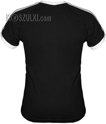 T-shirt Fit Ślub Czarny