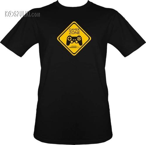 T-shirt Gamer Zone