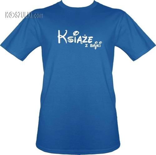 T-shirt Książe z bajki