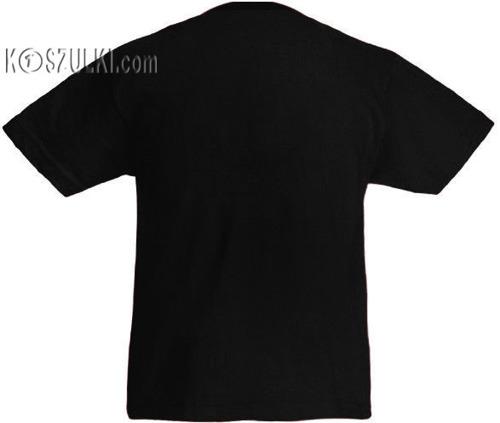 T-shirt dziecięcy- Smoking