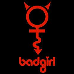 Top damski Bad Girl