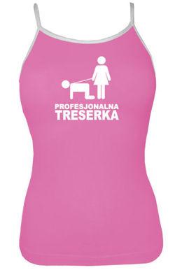 Top damski- Treserka
