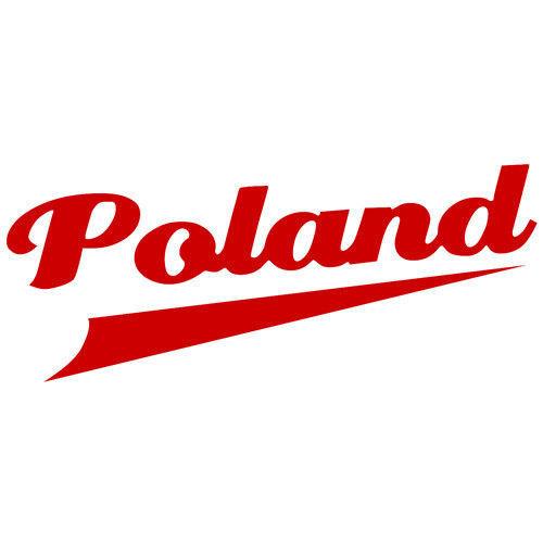 Bluza z kapturem Poland