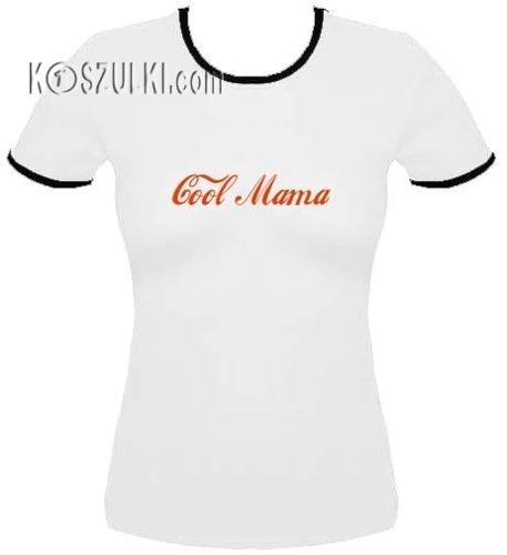 koszulka damska Cool Mama