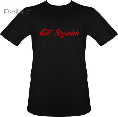 t-shirt Cool Dziadek