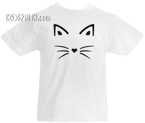 T-shirt dziecięcy Kiciuś