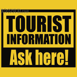 t-shirt Informacja Turystyczna