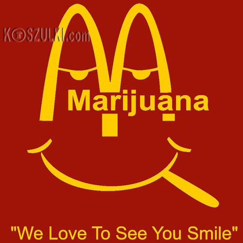 t-shirt Marijuana