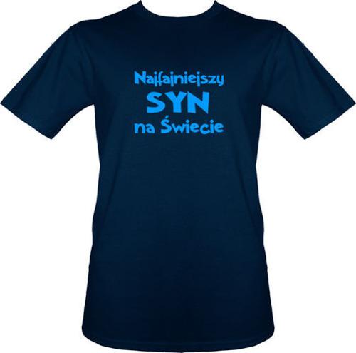 t-shirt Najfajniejszy Syn na Świecie