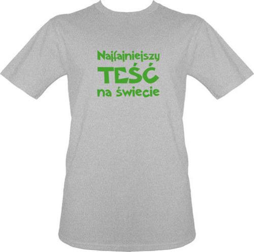 t-shirt Najfajniejszy Teść na Świecie