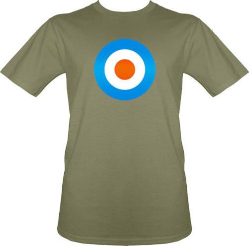 t-shirt RAF