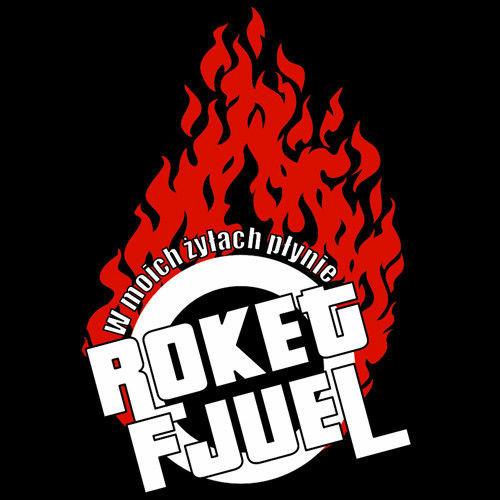 t-shirt Ramiączka Roket Fjuel