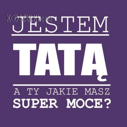 t-shirt Super moce TATA