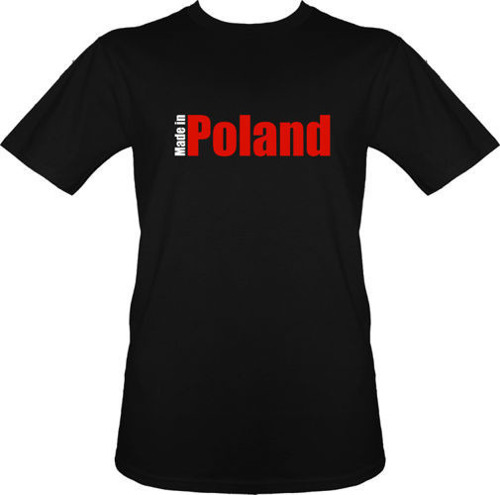 t-shirt T115  Made in Poland